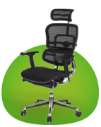 Cadeiras Ergonómicas
