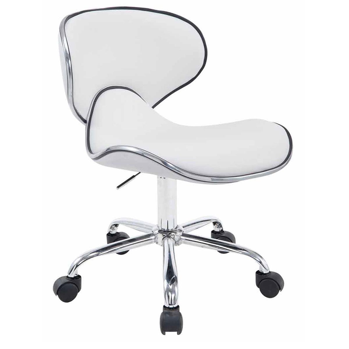 Cadeira De Escritorio Carlos Conforto Extra Cor Branco Cadeiraspro Pt